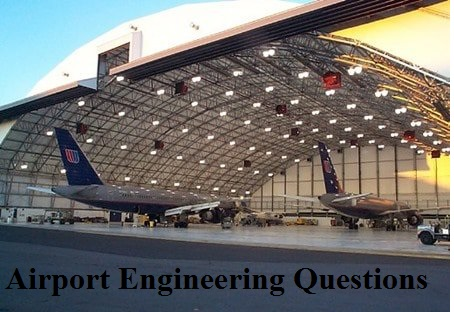 Airport Engineering Questions