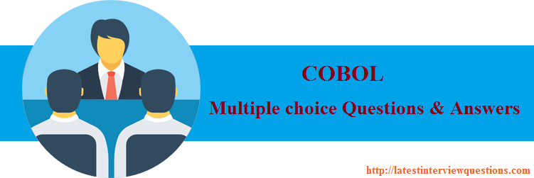 COBOL Questions and Answers