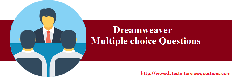 Interview Questions on Dreamweaver