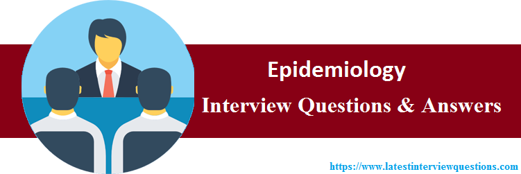 Interview Questions on Epidemiology