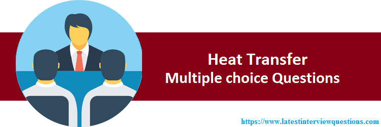 MCQs on Heat Transfer
