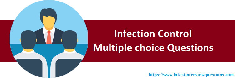 MCQs on Infection Control