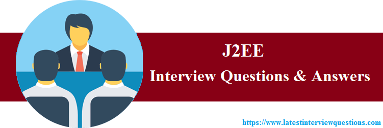Interview Questions on J2EE