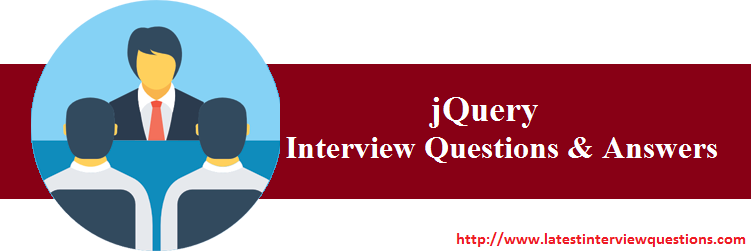 interview questions on jquery