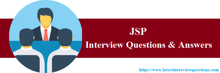 Interview Questions on JSP
