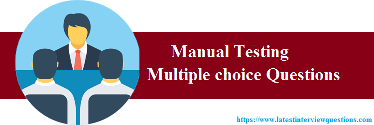 MCQs on Manual Testing