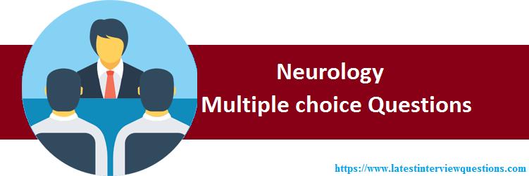 MCQs on Neurology