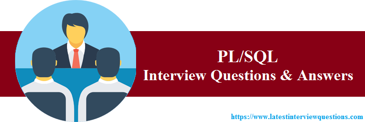 Interview Questions on PL/SQL