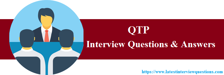 interview questions on QTP