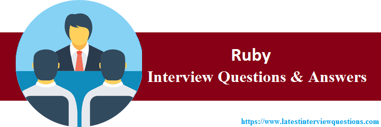 Interview Questions On Ruby